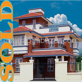 Civil home design in nepal castle home for Residential house design in nepal