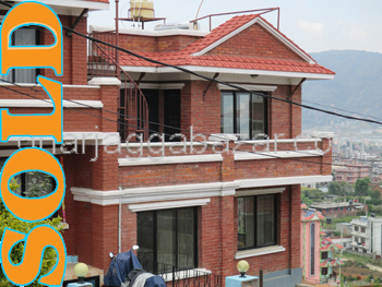 Real estate nepal ghar jagga house on sale in kathmandu for Interior house design in nepal
